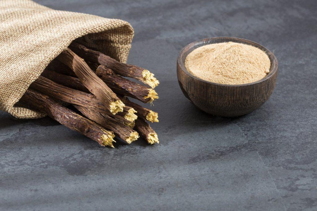 Süßholzwurzel Bonbon Herstellung